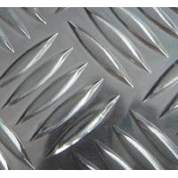 Buy Alloy 3003 Diamond Plate Aluminum Sheets Corrosion Resistance For Construction at wholesale prices