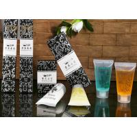 Buy Custom Logo Printing Luxury Hotel Room Amenities With Plant Essential at wholesale prices
