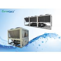 Quality Hanbell Compressor Low Temperature Chiller Shell Tube Glycol Type Temp 0C for sale