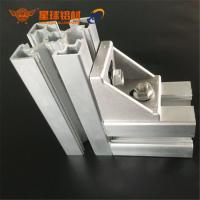 Quality Foshan aluminium extrusion suppliers aluminum t slot extrusion profile & anodise aluminum T-slot extrusion supplier for sale