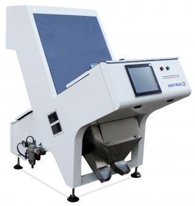 China High Brightness Rice Sortex Machine 64 Channel Energy Saving 875x1550x1320mm on sale