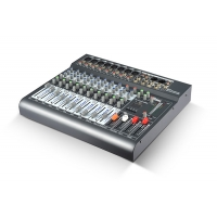 Quality 12 channel professional audio mixer MG12U for sale