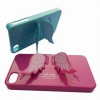 Quality Mobile Phone Cases/PVC Cases for iPhone, Anti-dust, Available Various Colors, Design for sale