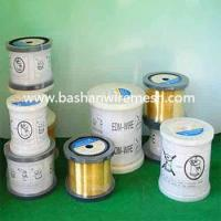 Quality xinxiang bashan Hot sale high quality brass wire/EDM brass wire by China factory for sale