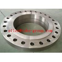 Buy TOBO GROUP Forged Stainless Steel Flanges ASME B16.5 ASTM A182 F53 SORF Flange at wholesale prices