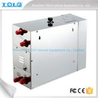 Quality Turkey Steam Bath Electric Steam Generator With Auto Draining Function for sale