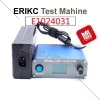 Quality ERIKC E1024031 diesel fuel injector nozzle test mahine small bosh Universal common rail injector diagnostic tester equip for sale