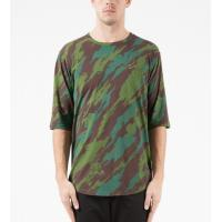 Quality Fashionable Summer Sublimation Printing T Shirts Camouflage Printed Short Sleeves for sale