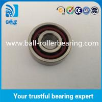 Quality 708C P4 HQ1 Machine Tool Sealed Angular Contact Bearings 15 Degree Contact Angle for sale