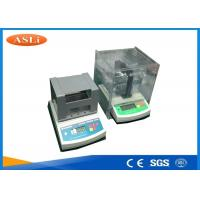 China Digital Lab Test Equipment Electronic Density Specific Gravity Balance on sale