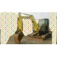 China Used MINI Digger YB55-5B ,Yellow Color Excavator hot sale on sale