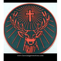 Quality Customized soft rubber embossed&debossed&printed by2D/ 3D Silicone coaster for sale