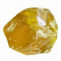 Quality Gum Rosin with 100% Purity and >166 Acid Number, Available in Pale Yellow for sale