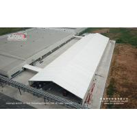 Wind Resistant Strong aluminum Industrial storage tent for sale for sale