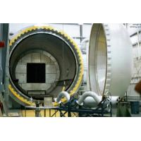 Quality pressure impregnation chemical composite industrial autoclave for wood industry for sale
