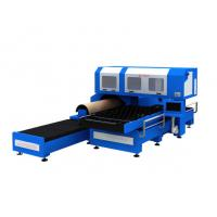 Quality 1500w 3 Phase CO2 Metal Laser Cutting Machine With Flat / Rotary Die Cutting for sale