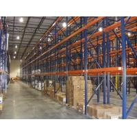 Quality Australia AS4804 Standard Pallet Storage Racks Warehouse Storage Shelves for sale