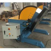 Quality Heavy Duty Pipeline Rotary Welding Positioner  With Rotate Motor And Tilt Motor for sale