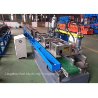 Quality Construction T Grid Cold Rolling Steel Bar Making Machine Ceiling Roll Forming Machine 5.5 kw for sale