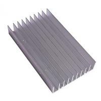 Quality Chromaking Heat Sink Aluminum Extrusion Profiles With 6063-T5 Alloy for sale