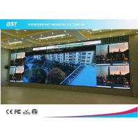 Buy cheap Shopping Mall Transparent LED Screen P10 Full Color Display 5000 Nits Brightness from wholesalers
