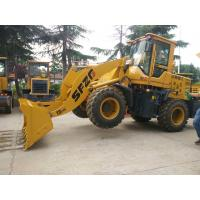 Buy cheap 4WD articulated mini wheel loader 0.8ton with accessories/ 3 ton wheel loader from wholesalers