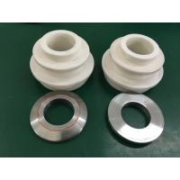 Buy cheap TUV Zirconia Ceramic Parts Metal Drawing Cone and Guide Pulley Elements for Wire from wholesalers