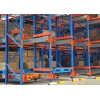 Quality High Density Automated Racking System , Pallet Runner System For Factory And Industrial for sale