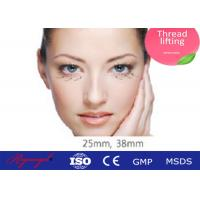 China Medical Disposable Polydioxanone Thread Lift Face Lift Injection on sale