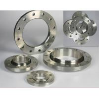"Quality 1/2"" - 60"" Forged Alloy Steel Pipe Flange A182 A350 , ASTM A182 F5 / F9 / F11 for sale"