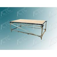 Quality High Strength Stell + Plywood Portable Stage Platform For Layer Truss for sale