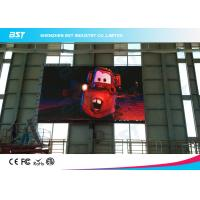 Buy Energy Saving Flexible Indoor Advertising Led Display P3 Viewing Angle 140 Degree at wholesale prices