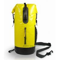 Buy Heavy Duty Waterproof Dry Bags Quick Submersion Of 600D Nylon Coated PVC Tarpaulin at wholesale prices