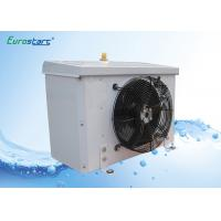 Buy cheap White Cold Room Cooler Evaporator Condenser Keep Fresh Cold Chamber from wholesalers