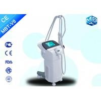 Quality 4 Pieces Vacuum Cavitation Slimming Machine , Velashape 3 / Vela Shape Lipolaser Cavitation for sale
