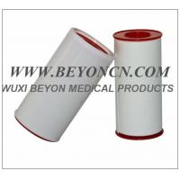 Zinc Oxide Plaster Adhesive Tape With Plastic Shell White Color Medical Grade for sale