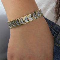 Buy cheap Womens Bio Stainless Steel Bracelet with 5 in 1 Element,bracelet ,magnetic bracelet from wholesalers
