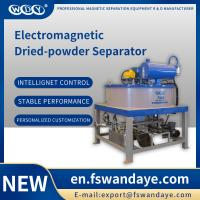 Buy Magnetic Separation Material Handling Equipment For Black Powder 440v at wholesale prices