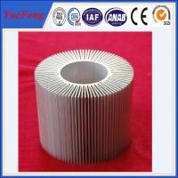 Quality aluminium heatsink manufacturing, extruded aluminum cooler, aluminium extruded heat sink for sale