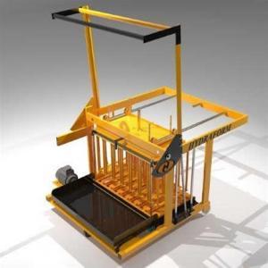 China QTJ4-35B2 Block making machine on sale