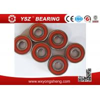 Quality Stainless Steel / Gcr15 ABEC-1 608 Ceramic Bearing Hand Spinner Bearing for sale