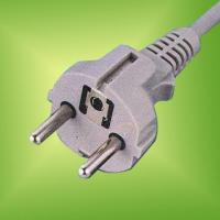 China 3C European Standard Power Cord Comes in 2P+E Type for sale