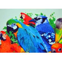 Quality Bright Color Inkjet Cotton Canvas Digital Printing Lifelike Active Graphics for sale