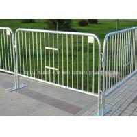 Buy cheap Movable Construction Temporary Security Fencing / Temporary Steel Fencing from wholesalers