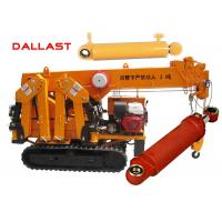 China Dual Acting Hydraulic Piston Cylinders for Engineering Truck / Transportation Machinery on sale
