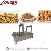 Quality Chickpeas Continuous Frying Machine|Industrial Chickpeas Fryer Machine|Automatic Chickpeas Frying Machine|Fryer Machine for sale