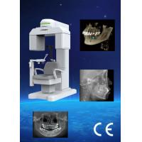 Accurate 360 ° scan design Cone beam CTMachine , dental imaging systems
