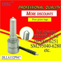 Quality DLLA152P947 Denso common rail fuel injector nozzle with ERIKC factory price DLLA 152P947 for sale