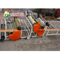 Quality Suspended PVC Laminated Gypsum Ceiling Tile Machinery With High Effective for sale