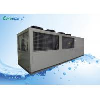 Quality SCM / PLC Electronic Industry Air Cooled Scroll Chiller Hanbell Screw Compressor for sale